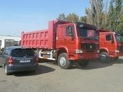 Самосвалы Хово,  Howo - в Омске ,  6х4 25 тонн ,  2300000 руб. Кемерово