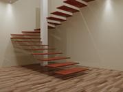 Лестницы и мебель из дерева на заказ - студия