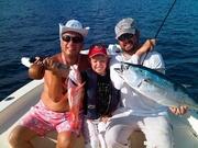 Приглашаем на океанскую рыбалку в Майами (США)