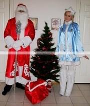 Дед Мороз и Снегурочка поздравят детей