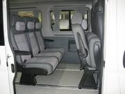 Микроавтобус Пежо 8+1 мест. Салон-Трансформер: Купе,  Кемпер,  Фургон, ..