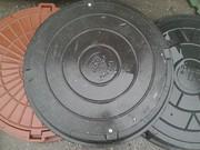 Полимерно-композитный смотровой люк