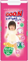 Японские трусики-подгузники GOON для девочек 840 руб.