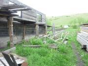 Продается усадьба в предгорье Алтая.