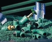 Полипропиленовые и полиэтиленовые трубы и фитинги для водоснабжения
