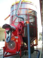 Зерносушилка Pedrotti Fratelli XLM 350