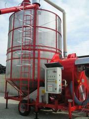 Мобильная зерносушилка Pedrotti Large 200