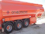 Продам бензовоз NURSAN 28 м3