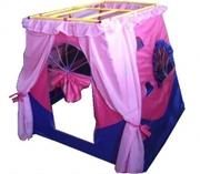 В продаже игровой чехол Домик принцессы для спортивного комплекса