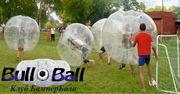 Клуб БамперБола (футбол в шарах) - готовый бизнес.