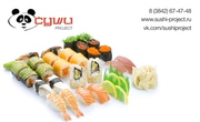 Срочная доставка суши в Кемерово