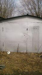 Срочно продам металлический гараж 6x3