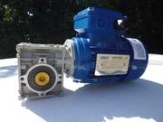 Мотор-редукторы серии NMRV