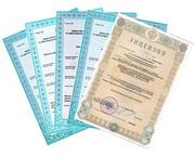 Лицензия для открытия Медицинской деятельности