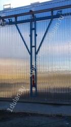 Механизм для съема ворот сушильных камер от ДЛН
