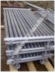 Теплообменники биметаллические с алюминиевым оребрением промышленные
