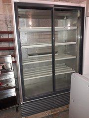 Холодильный шкаф-купе Metalfrio б/у