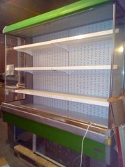 Холодильная горка Свитязь б/у 190