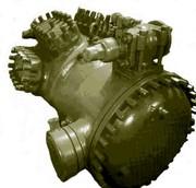 Установка компрессора AKP21