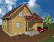Проектирование частных домов,  бань.